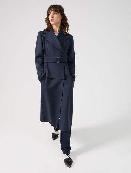 Double Wool & Cashmere Coat Sportmax