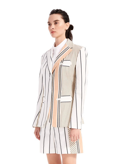 Striped Sporting Jacket