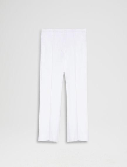 Kick-Flare Cigarette Trousers