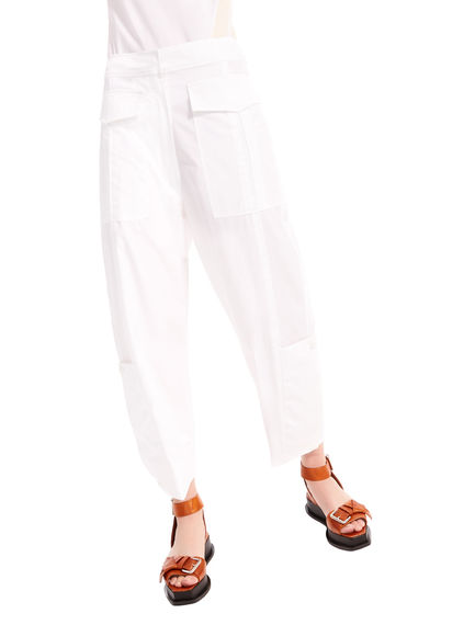 Cropped Cargo Pants Sportmax