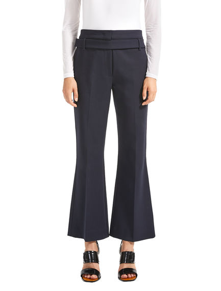 Fit & Flare Tailored Trousers