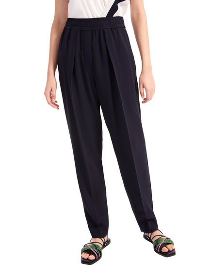 Viscose Jogging Trousers Sportmax