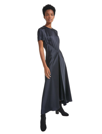 Envers Satin & Viscose Dress Sportmax