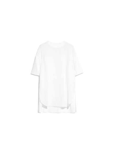Layered Silk Top