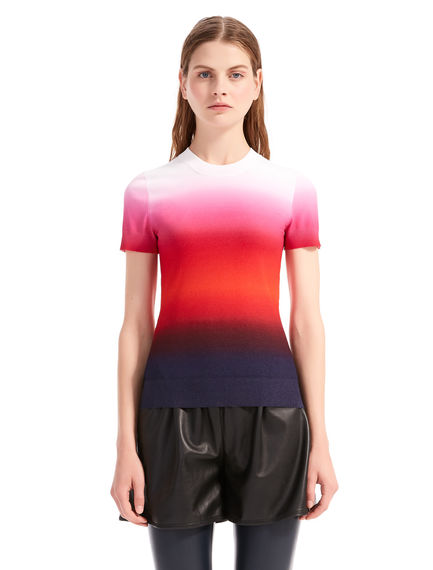 Colour- cascade Viscose Sweater Sportmax
