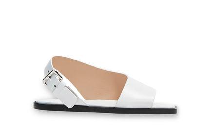 Sandalo flat asimmetrico Sportmax