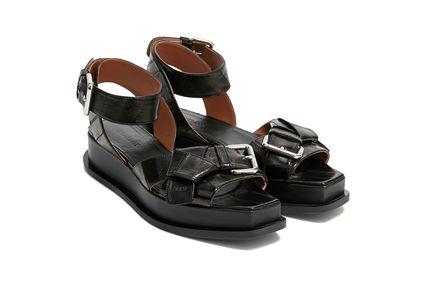 Sandalo platform con nodo