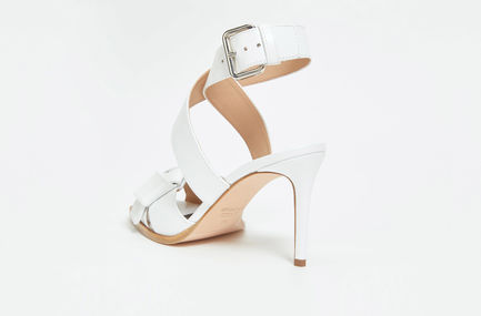Knotted Front Sandal