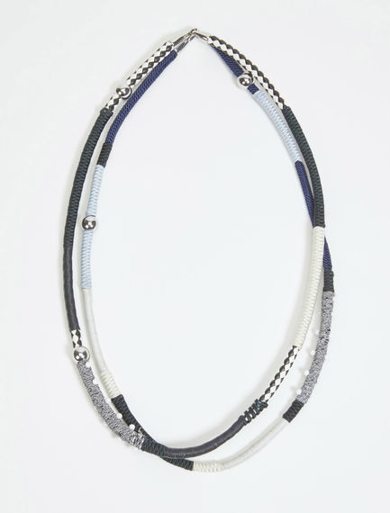 Coiled Cord Bracelet Sportmax