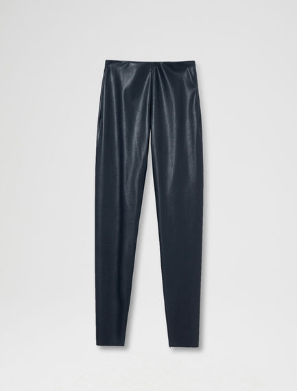 High-Shine Leggings Sportmax