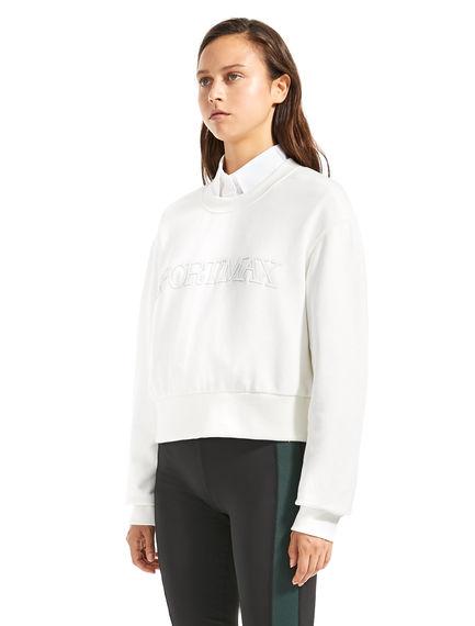 Logo-embossed Sweatshirt