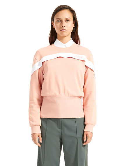 Sports Ribbon Sweatshirt