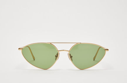 Metal-framed Speedster Sunglasses Sportmax