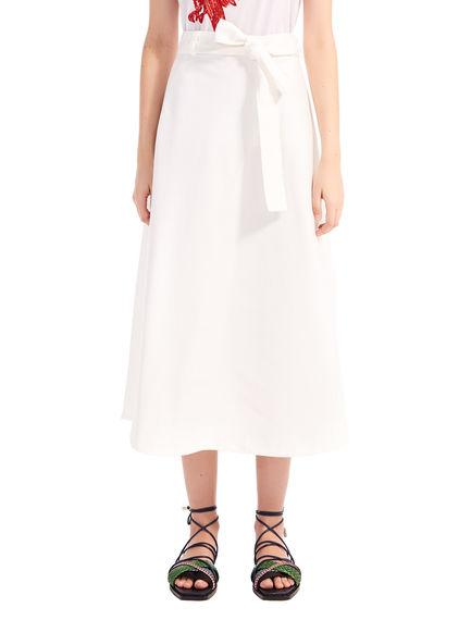 Cotton Drill Mermaid Skirt