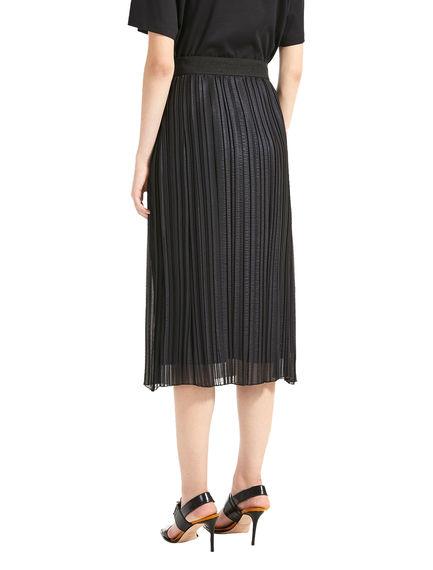 Chiffon Pleated Skirt