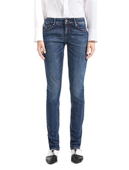 Distressed-Detail Skinny Jeans Sportmax