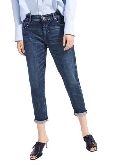 Cigarette-Style Jeans Sportmax