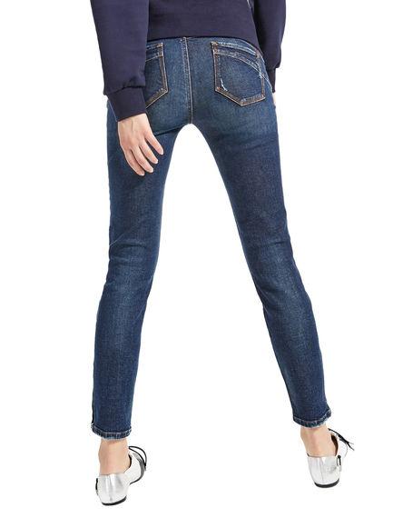 Super-Skinny Zip Detail Jeans Sportmax