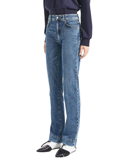 Slim-Straight Fit Jeans