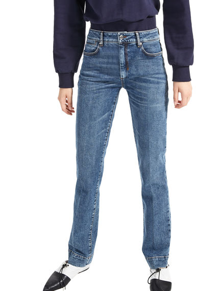 Slim-Straight Fit Jeans Sportmax