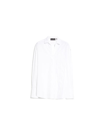 Seam Detail Poplin Shirt