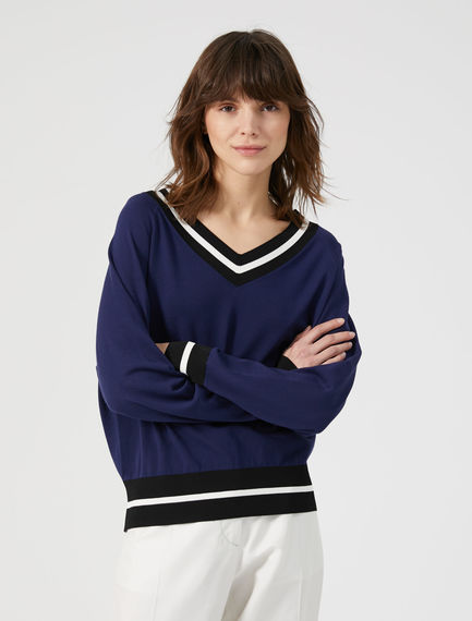 Raglan Sleeve Sweater Sportmax