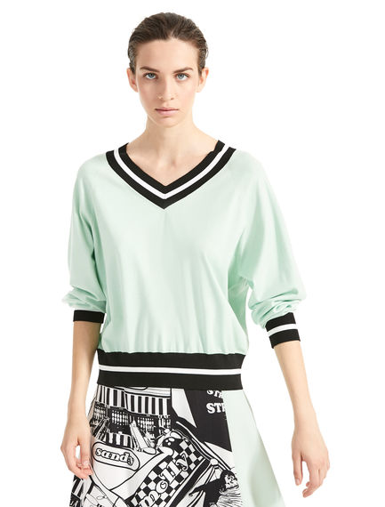Transforming Stretch Sweater Sportmax