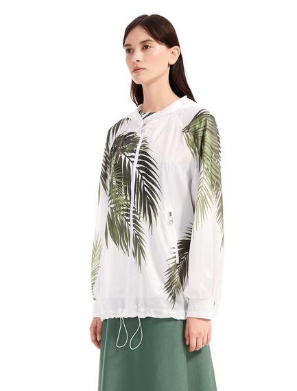 Palm Print Waterproof Bomber