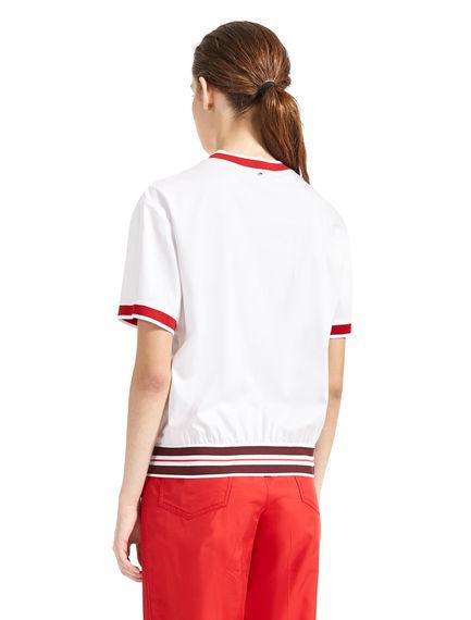 Bow Detail T-Shirt