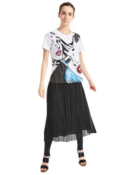 Sequinned Pop Art T-Shirt