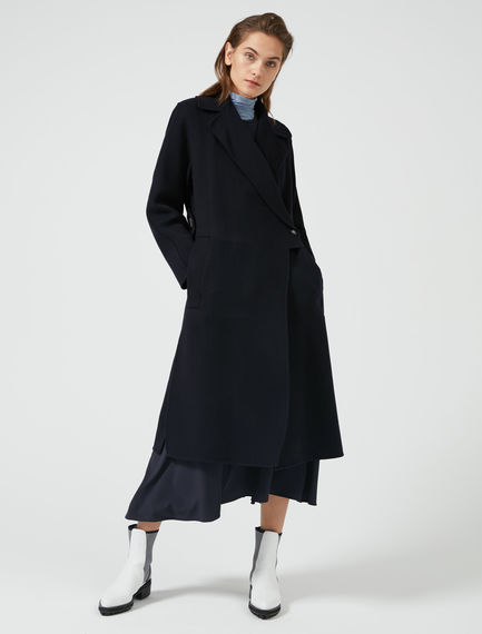 Double-breasted Cashmere Coat Sportmax