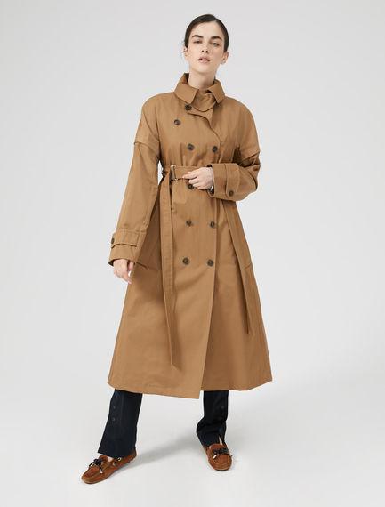 Kimono Sleeve Transforming Raincoat Sportmax