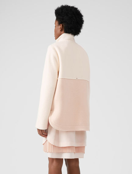 Two-tone Cashmere Jacket Sportmax