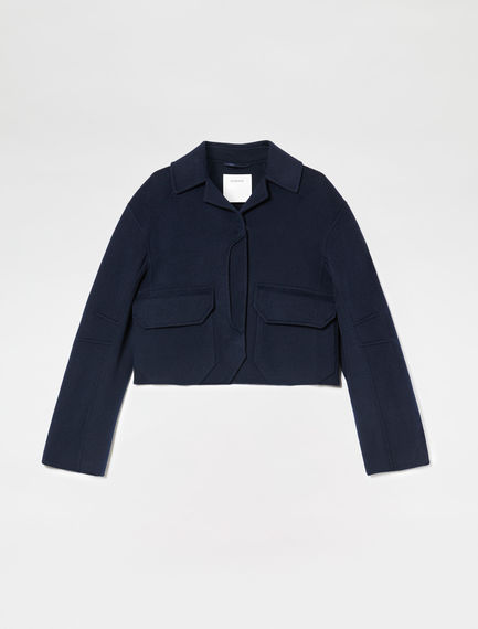 Double Cashmere Jacket