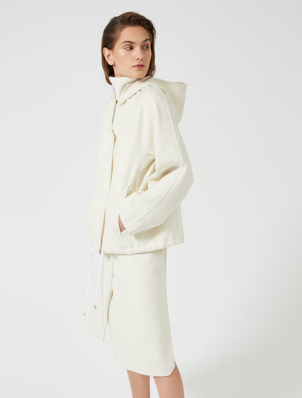 Hooded Cashmere Jacket Sportmax