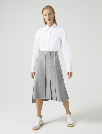Gonna a petalo multi-pannello Sportmax