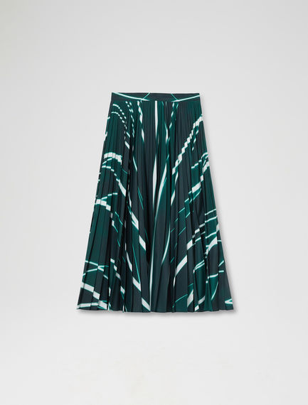 Colourbeam Pleated Skirt