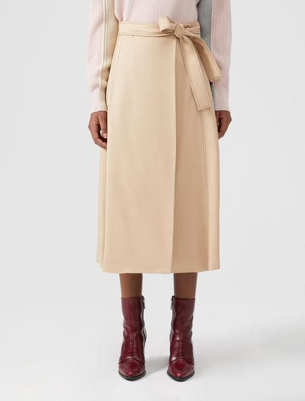 Aerodynamic Wrap Skirt