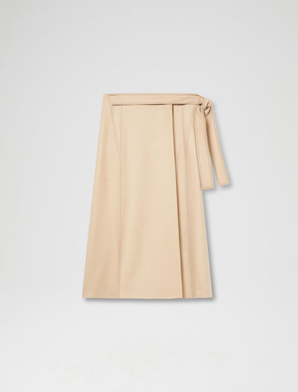 Aerodynamic Wrap Skirt