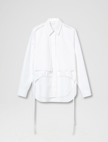 Triple Layered Poplin Shirt