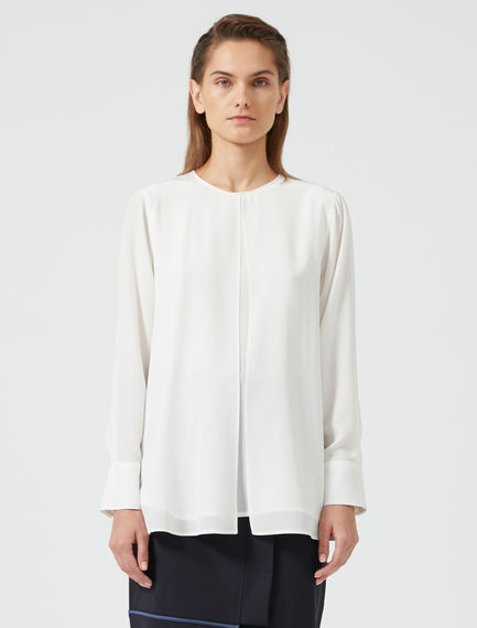 Two-Way Panelled Blouse Sportmax