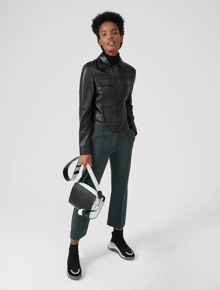 Tailored Kick-Flare Trouser