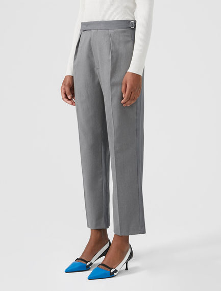Sartorial Fusion Tailored Trousers