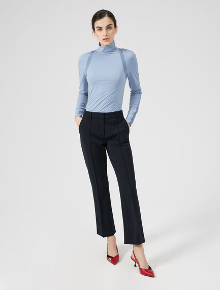 Tailored Flare Trousers Sportmax
