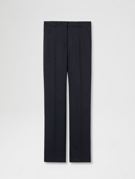 Straight Paper-bag Waist Trousers Sportmax