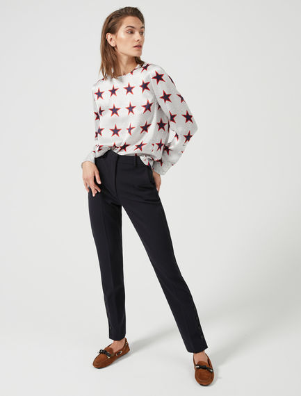 Split-side Trousers Sportmax