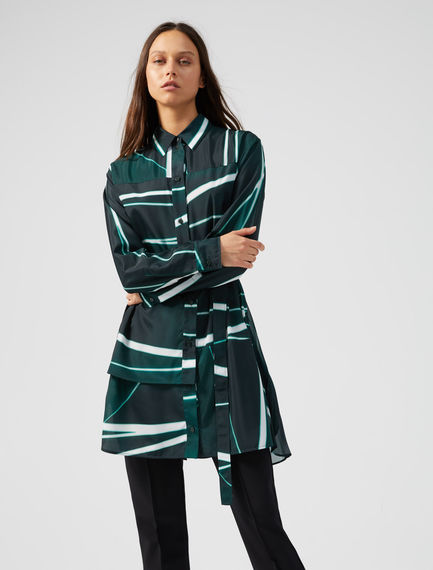 Colourbeam Crêpe Tunic Sportmax