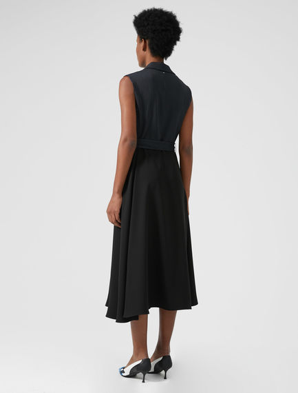 Hybrid Tailored Dress Sportmax