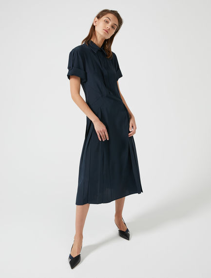 Military Tea Dress Sportmax