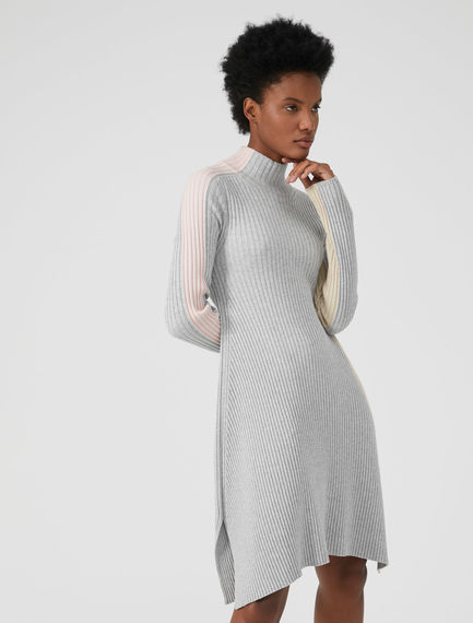 Colour-block Knit Dress Sportmax